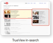 TrueView In-Search