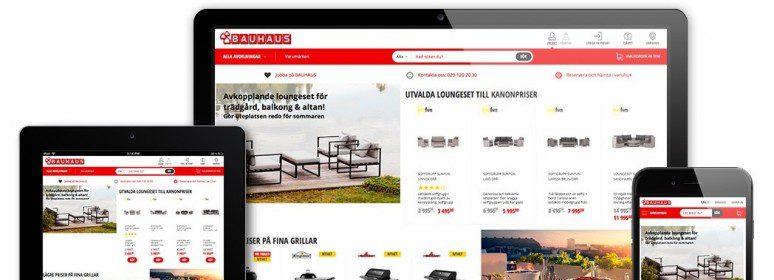 Referencia de portal B2B commerce